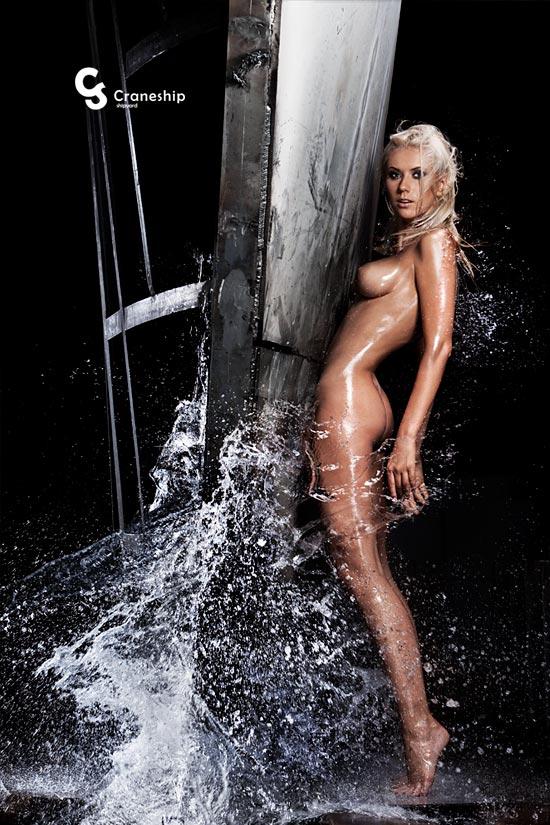 calendário mulheres nuas modelos russas barco navio