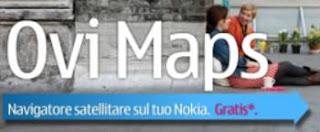 Ovi Maps Nokia