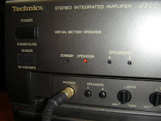My Reference Amp (used to..)