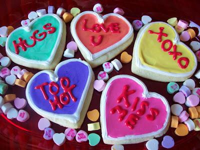 Valentines  Desserts on Valentine S Day Desserts   Eat My Charlotte
