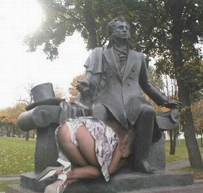 Miradas desviadas y Estatuas Pervertidas + Yapa [Megapost]