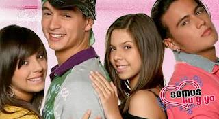 Somos tú y yo, segunda temporada. Serie juvenil.
