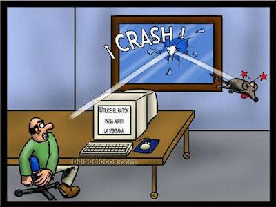 Humor Geek: Utilice el Ratón
