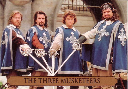 Disney s Three Musketeers