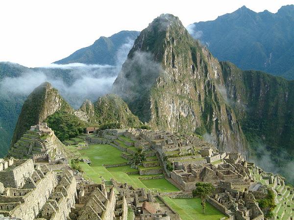 Paisagens naturais sul-americanas