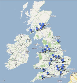 BCIB MEMBERS LOCATION