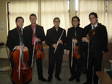 Quinteto para Concierto Educacional