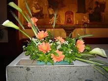 Arreglo para Altar