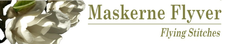 Maskerne flyver