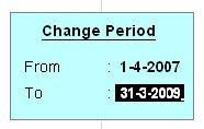 Change Period