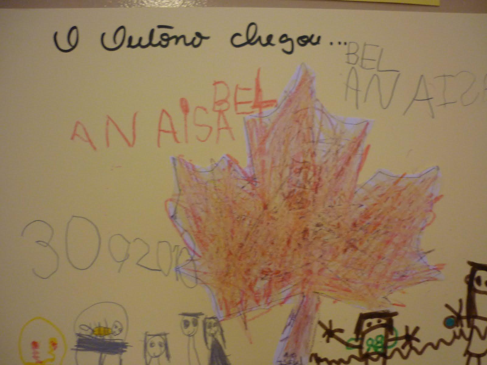 ideias para o outono jardim de infancia : ideias para o outono jardim de infancia:Jardim de Infância de Aires – Sala 3