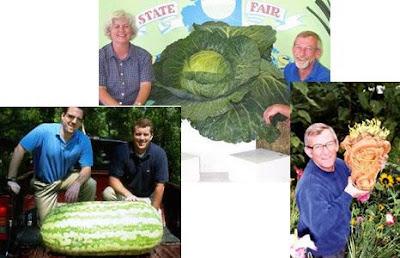 10 Buah Sayuran dan Buah Terbesar di Dunia