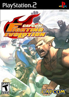 Torrent Super Compactado Capcom Fighting Evolution PS2