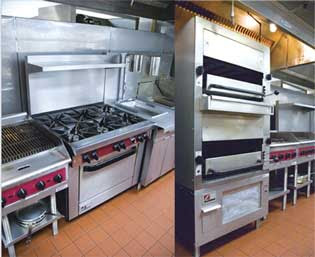 Hotel Kitchen Design