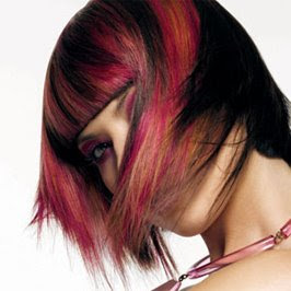 Hair Color Trends 2009
