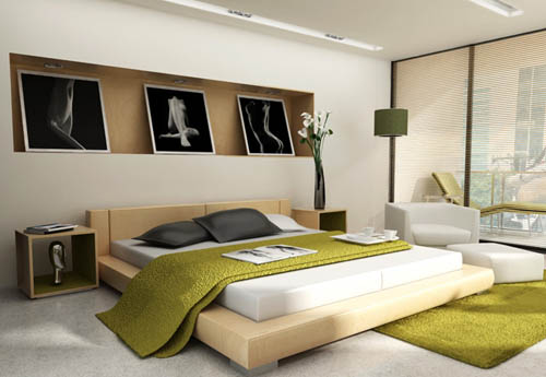 Interior and exterior design home buildings office for Hotel bedroom designs pictures