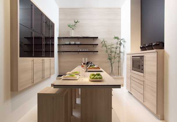 Love My Home Contemporary Kitchen Cabinet