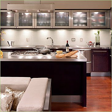 interior design, Kitchen