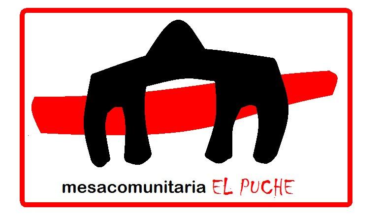 Mesa comunitaria de El Puche