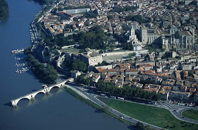 Car Rental at Avignon France