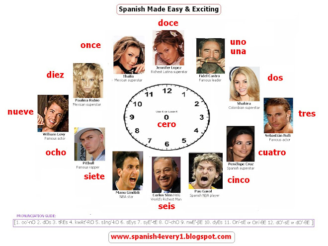 Spanish Made Easy and Exciting