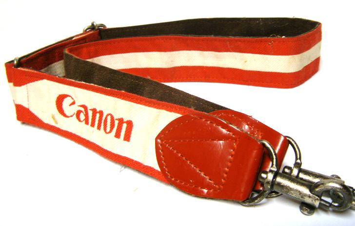 photography camera canon. VINTAGE CANON LANYARD CAMERA