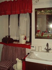 country the blue dog bagno rosso