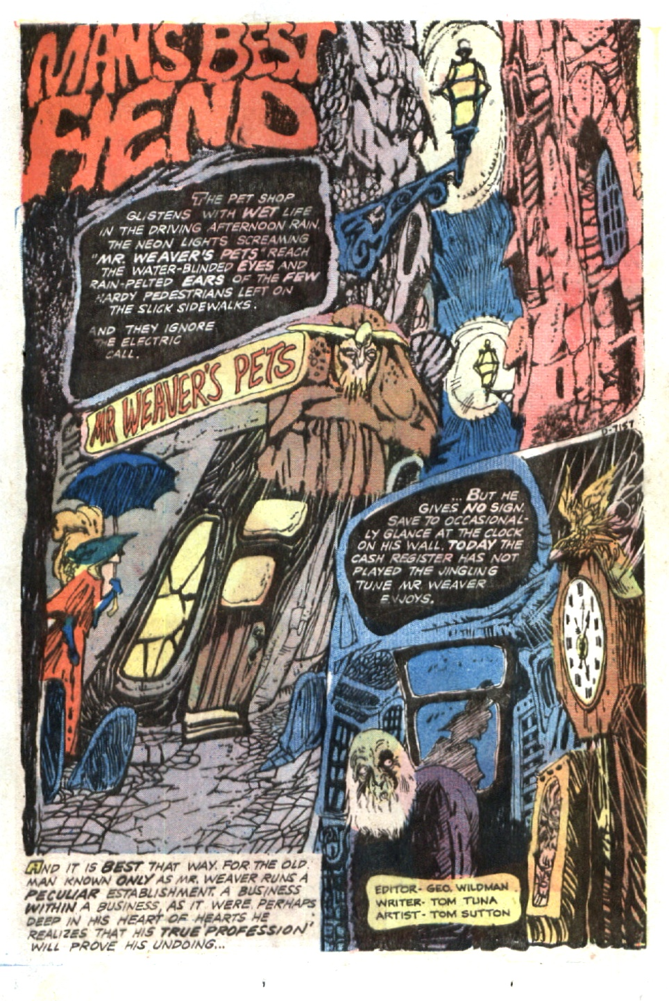 Read online Scary Tales comic -  Issue #36 - 25