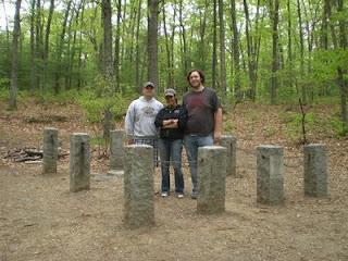 Site of Thoreau's Cabin, 2007