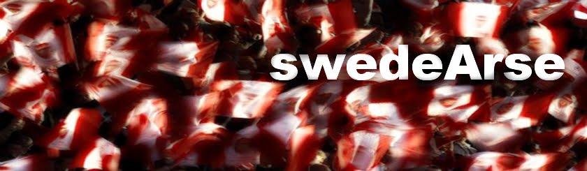 SwedeArse - Gunners - Footballs Finest
