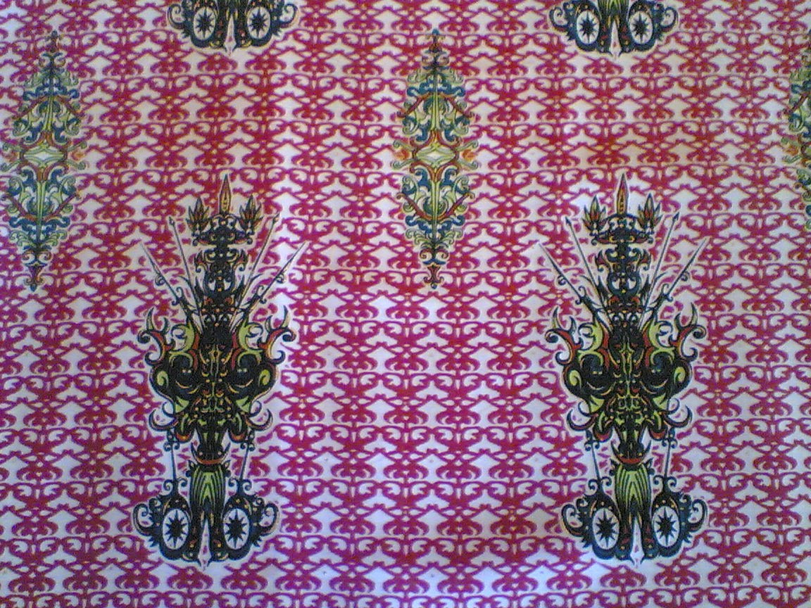 batik khas kalimantan tengah ~ BATIK KHAS KALIMANTAN 2013