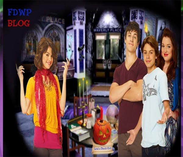 FDWP BLOG - Os Feiticeiros de Waverly Place. A Magia dessa série você só encontra aqui.