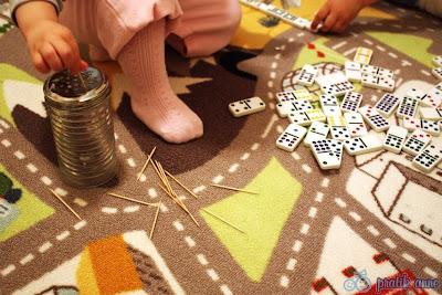 Çocuk oyunları – Domino