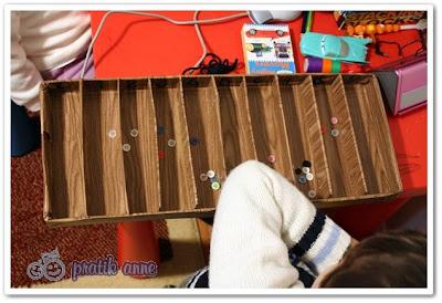 Çocuk Oyunları – Düğmeler ve sayılar