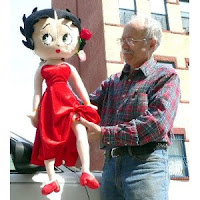 Big Betty Boop Doll