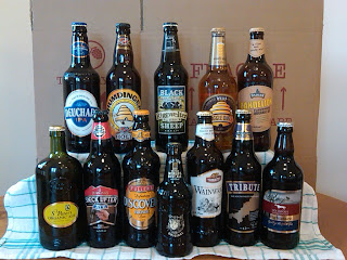 The August prize in our search for Britains Best Beer 2010