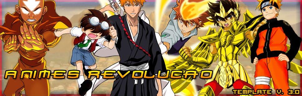 Animes Revolution -Em Breve Uma Grande Novidade