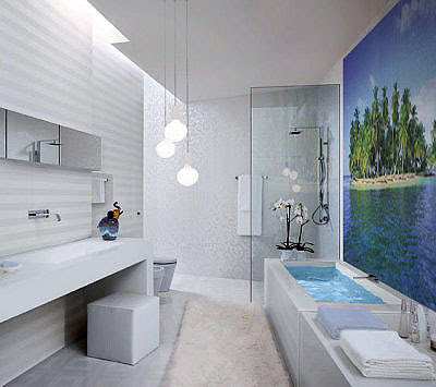 washroom design overview