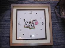 Relógio da Vaquinha
