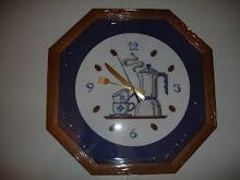 Relógio de Café