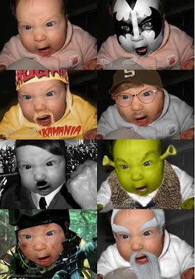 photoshop babies