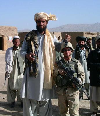 afgan vs america