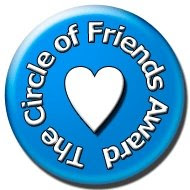 Circle of Friends Blog Award
