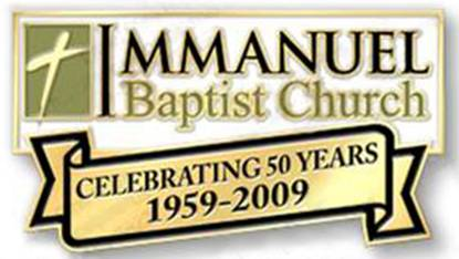 Immanuel Baptist Church History