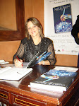 lançamento do Livro Cristal de Talentos