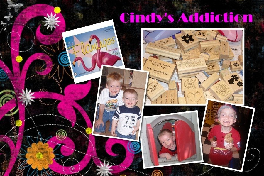 Cindy's Addiction
