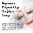 Beginner&#39;s Polymer Clay Sculpture Group