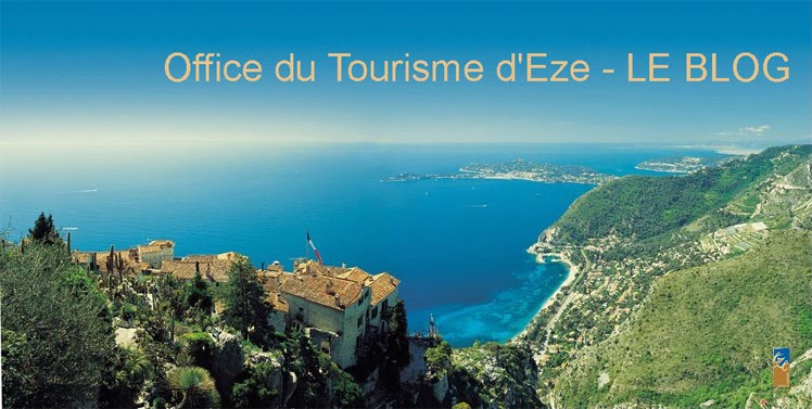 Office du Tourisme d'Eze - LE BLOG