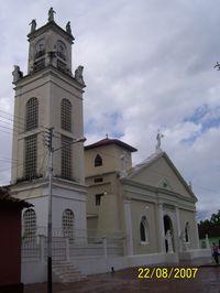 Iglesia de Barbacoas