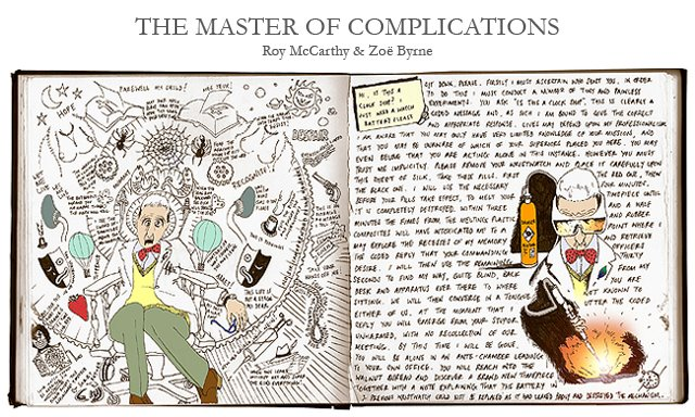 The Master of Complications